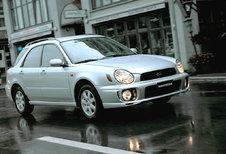 Subaru Impreza SW 2.0 WRX (2000)