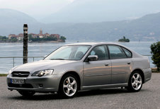 Subaru Legacy 3.0R Executive (2004)