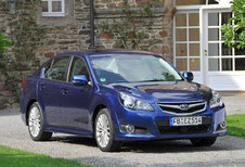 Subaru Legacy 2.0D Executive (2009)