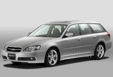 Subaru Legacy SW 3.0R Executive (2004)