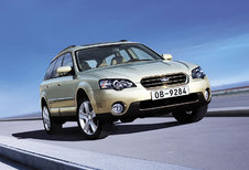 Subaru Outback 2.5i Luxury (2004)