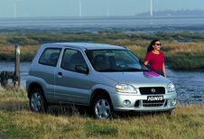 Suzuki Ignis 3p 1.3 GL (2000)