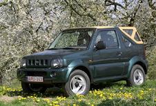 Suzuki Jimny 2p