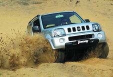 Suzuki Jimny 3p 1.5 DDiS JLX X-Citement (1998)
