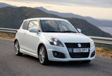 Suzuki Swift 3p 1.3 DDiS Grand Luxe Xtra (2010)