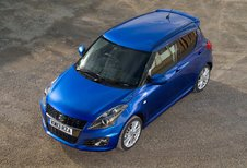 Suzuki Swift 5p 1.2 Grand Luxe AIR (2014)