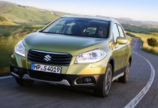 Suzuki SX4 S-Cross 1.6 Grand Luxe + Business Pack (2014)