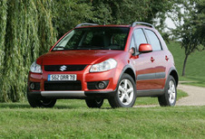 Suzuki SX4 1.9 DDiS 4x4 Grand Luxe Xtra Outdoor (2006)