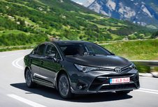 Toyota Avensis Sedan 1.8 Valvematic Dynamic