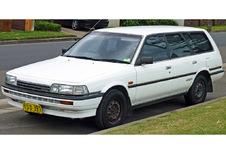 Toyota Camry Wagon