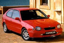 Toyota Corolla 3p 1.6 G6 (1997)