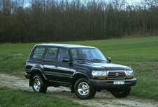 Toyota Land Cruiser 5p