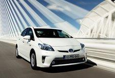 Toyota Prius 1.8 VVT-i PHEV Hybrid Active+Lounge (2015)
