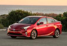 Toyota Prius 1.8 VVT-i Hybrid Business (2016)