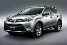 Toyota RAV4 5p 2.2 D-4D DPF Premium 4x4 (2015)