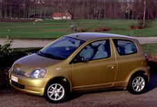 Toyota Yaris 3p 1.0 Linea Sol (1999)