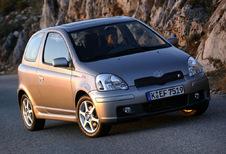 Toyota Yaris 3p 1.4 D-4D Linea Terra (2003)