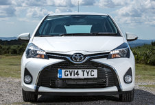 Toyota Yaris 3p 1.0 VVT-i Live 2