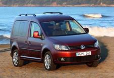 Volkswagen Caddy 4p 1.2 TSi 86 Baseline