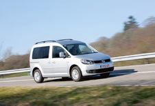 Volkswagen Caddy 5d 1.6 TDi 75kW BlueMotion Blue & Cool