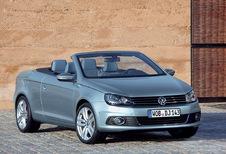 Volkswagen EOS 1.4L TSi 118kW (2015)