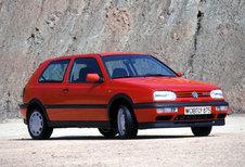 Volkswagen Golf III 3d