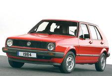 Volkswagen Golf II 5d