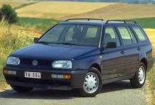 Volkswagen Golf III 5p