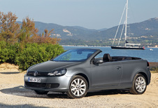 Volkswagen Golf Cabriolet 2.0 TSi 155kW DSG