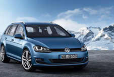 Volkswagen Golf Variant 1.2 TSi 105 Highline (2013)