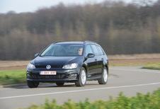 Volkswagen Golf Variant 1.6 CR TDi 77kW BMT 4Motion Trendline (2015)
