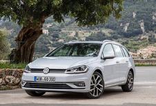 Volkswagen Golf Variant 1.4 TSi 110kW Highline DSG (2017)