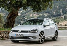Volkswagen Golf Variant 1.5 TSi BlueMotion Highline