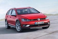 Volkswagen Golf Variant Alltrack 2.0 TDi 110kW 4Motion Alltrack (2018)