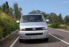 Volkswagen Multivan 4p 2.0 TDI 140  4Motion (2009)