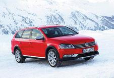 Volkswagen Passat Alltrack 2.0 TDi 170 DSG 4Motion Alltrack