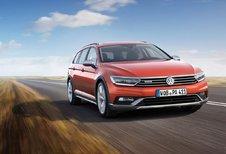 Volkswagen Passat Alltrack 2.0 CR TDI 130kW DSG 4M BMT