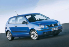 Volkswagen Polo 3p 1.9 TDi Highline