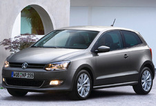 Volkswagen Polo 3d 1.6 TDi 90 BlueMotion Technology Highline (2009)