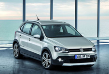 Volkswagen Polo 5p 1.4 Urban White