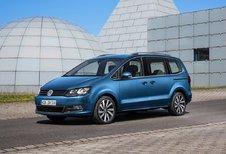 Volkswagen Sharan 2.0 CR TDi 135kW BMT Comfortline (2016)
