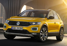 Volkswagen T-Roc 1.0 TSI Style (2018)