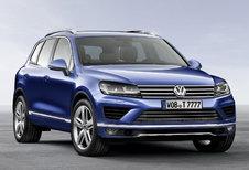 Volkswagen Touareg 3.0L V6 TDI 150kW BMT