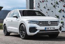Volkswagen Touareg 3.0 TDI 210kW 4WD Auto (2021)