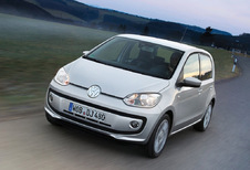 Volkswagen Up! 5d 1.0 MPi 55kW ASG High up!