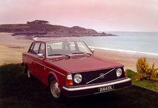 Volvo 240 2.3 GL (116ch) (1974)