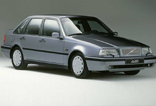 Volvo 440 1.8i Experience Comfort (1988)