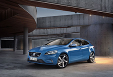 Volvo V40 D3 Geartronic ECO R-Design (2018)