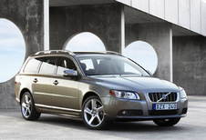 Volvo V70 T6 AWD Summum Geartronic