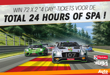 Total 24 Hours of Spa #1